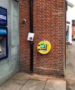 AED Barclays Welwyn